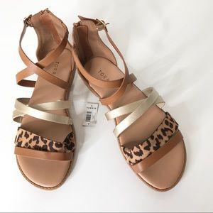 Torrid Gladiator sandals